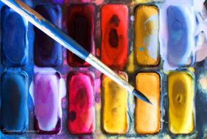 Sosh Paint Tins